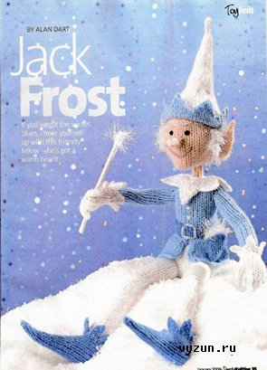 Jack Frost by Alan Dart